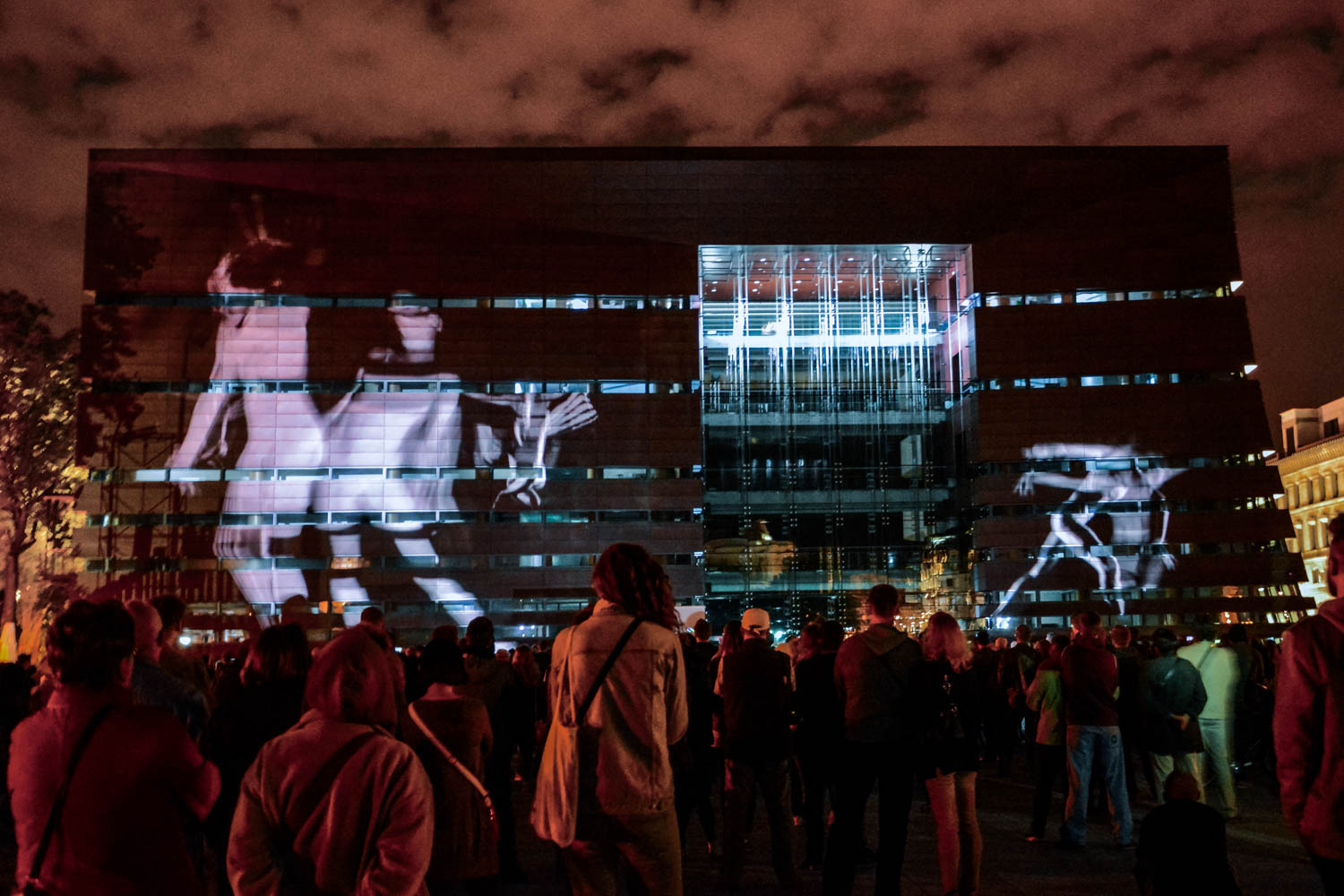 nfm video mapping
